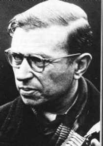Jean Paul Sartre: Barioná, el hijo del trueno. Extracto