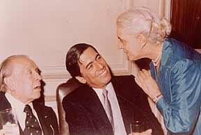 Borges Llosa Jurado 1985
