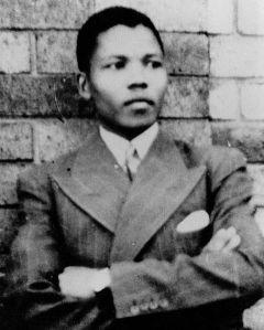 nelson Mandela joven-biografia