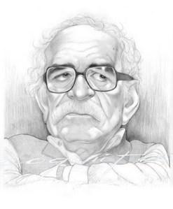 Caricatura García Marquez1