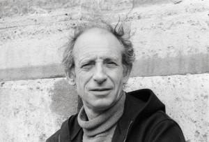 Belgian Writer Jacques Sternberg