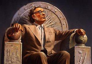 Isaac Asimov: La última respuesta. Cuento