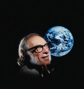 Author and Scientist Isaac Asimov
