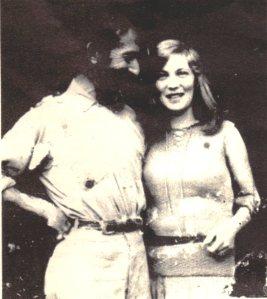 Horacio Quiroga con su segunda esposa