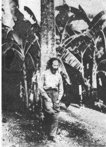 Horacio Quiroga en la selva misionera